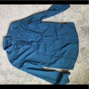 Men's Michael Kors Long sleeve button down shirt